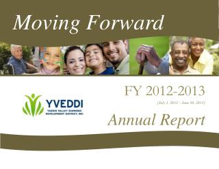 FY 2012-2013 [July  1, 2012 – June 30,  2013] Annual  Report