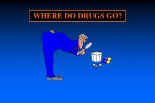 WHERE DO DRUGS GO?