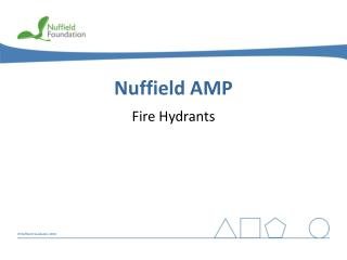 Nuffield  AMP