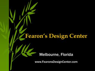 Fearon's Design Center