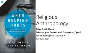 Religious Anthropology