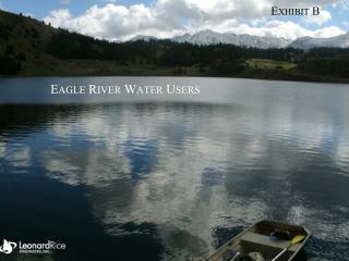 Eagle River Water Users