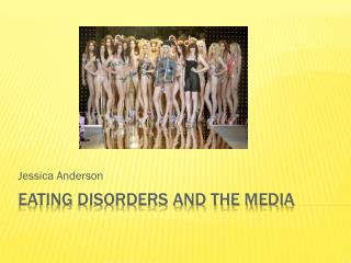 Eating disorders and the media