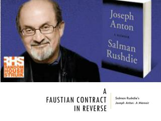 A  Faustian Contract  in Reverse