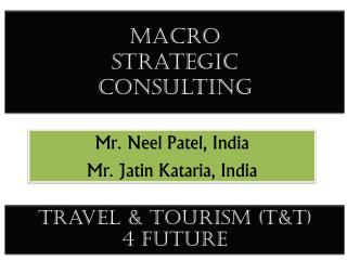 Macro  Strategic consulting