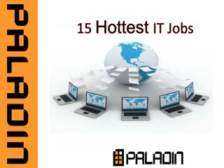 15  Hottest IT Jobs
