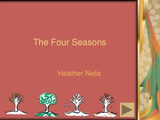 analysis to the underlying metaphoric references to the four seasons in toni morrisons the bluest ey United states: charlotte.