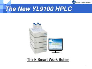 The New YL9100 HPLC