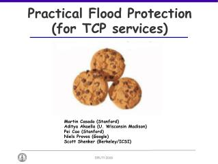Practical Flood Protection (for TCP services)