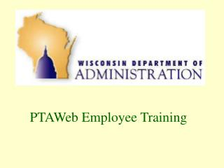 PTAWeb Employee Training