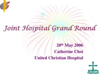 Joint Hospital Grand Round