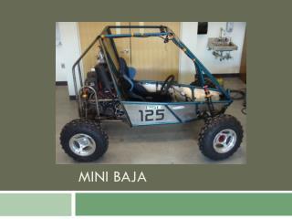 Mini Baja