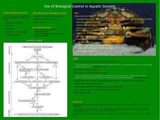 Use of Biological Control in Aquatic Systems
