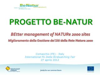 Comacchio (FE) - Italy International Po Delta Birdwatching Fair 27 aprile 2012