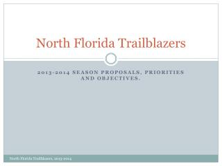 North Florida Trailblazers