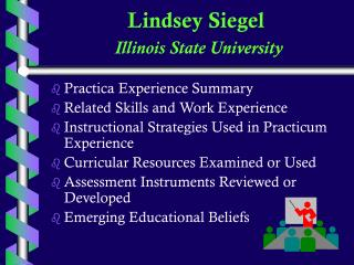 Lindsey Siegel Illinois State University