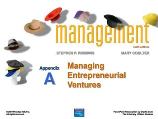 Managing Entrepreneurial Ventures