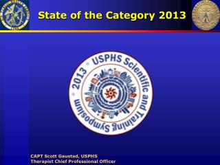 State of the Category  2013