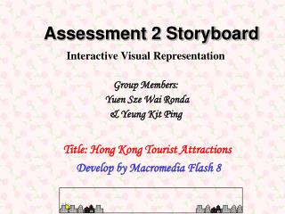 Assessment 2 Storyboard