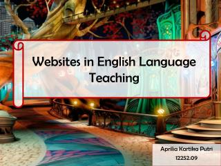 Websites in English Language Teaching
