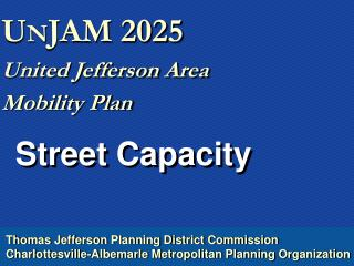 Thomas Jefferson Planning District Commission