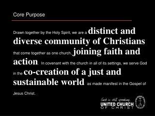 Core Purpose