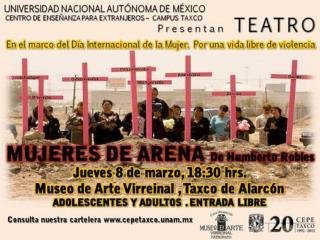 Cartelera CEPE/UNAM-Taxco