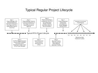 Typical Regular Project Lifecycle