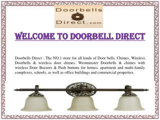 Craftmade of Doorbell Direct