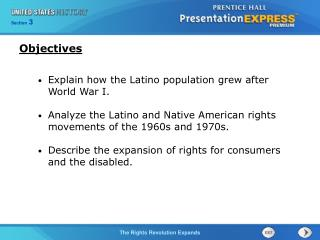 Explain how the Latino population grew after World War I.