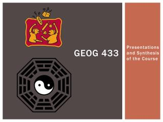 GEOG 433