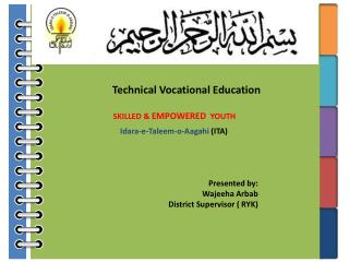 Technical Vocational Education
