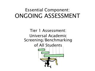 Essential Component: ONGOING ASSESSMENT