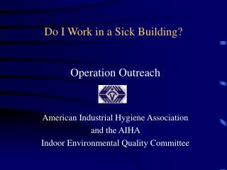 Do I Work in a Sick Building?