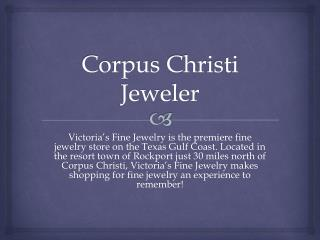 The Ultimate Diamond Rings Corpus Christi