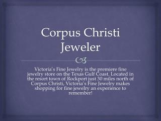 The Ultimate Diamond Rings Corpus Christi