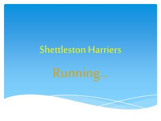 Shettleston Harriers