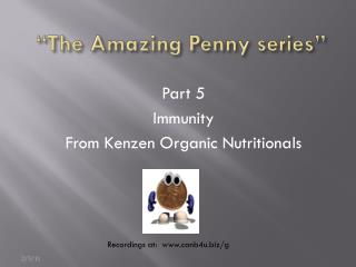 """The Amazing Penny series"""