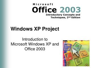 Windows XP Project