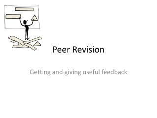 Peer Revision