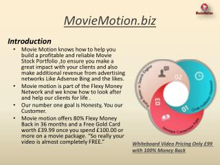 MovieMotion: Best Animation Production Company in London