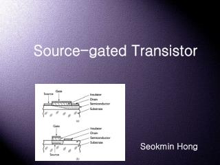 Source-gated Transistor
