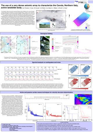 NS/V noise NS/H noise NS/H earthquakes