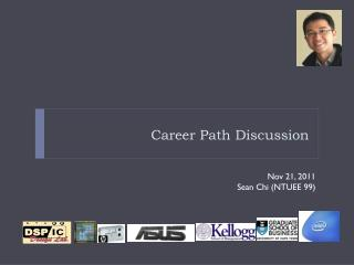 Career Path Discussion