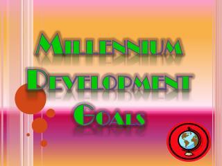 M illennium D evelopment G oa ls
