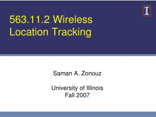 563.11.2 Wireless Location Tracking