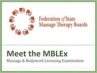 Meet the MBLEx