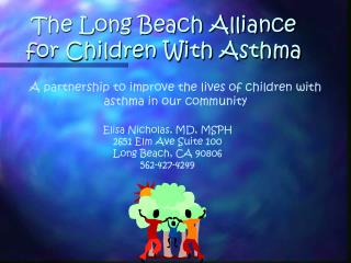 The Long Beach Alliance for Children With Asthma