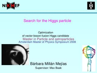 Optimization  of vector-boson-fusion Higgs candidate