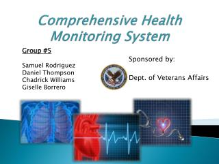 Comprehensive Health Monitoring System
